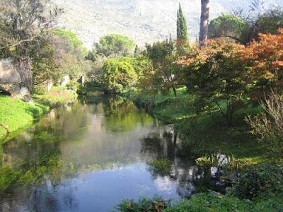 I giardini di ninfa blossom zine blog - I giardini di ninfa ...