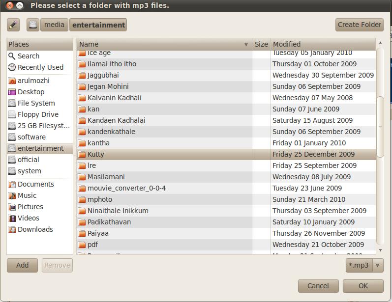 Ubuntu Convert Ogg To Mp3