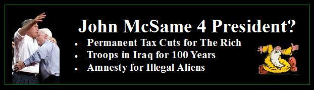 John McSame 4 President