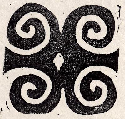 adinkra tattoos. ghana adinkra symbols.