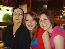 Mom, Janelle, Jessica
