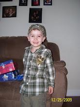 Jordan Gieseler, our grandson