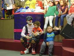 Martin e as crianças