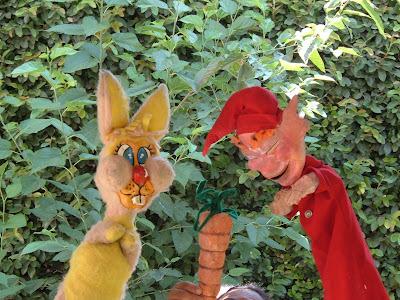 El Duende y El Conejo