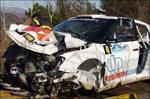 კუბიცას ნაავარიები მანქანა