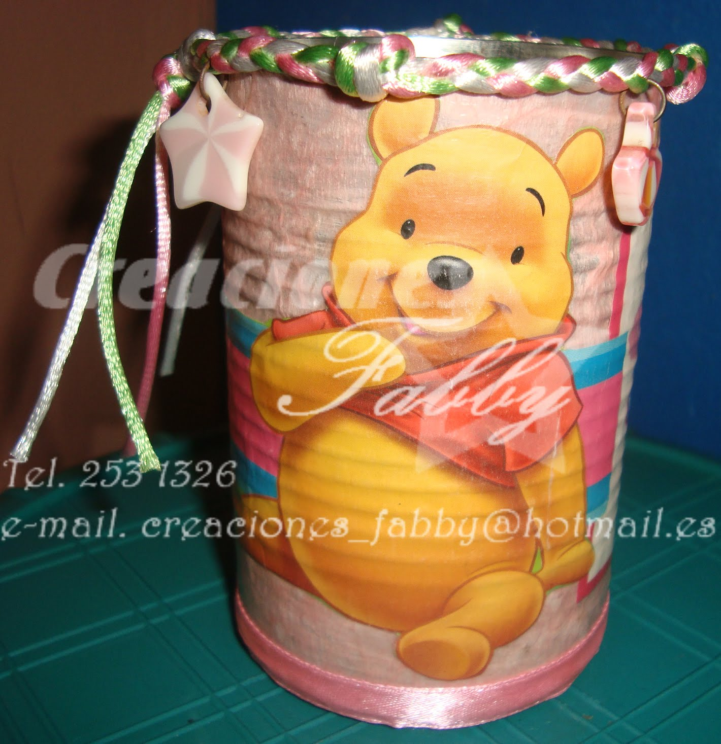 Centros De Mesa Winnie the Pooh