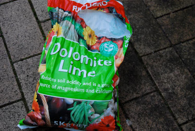 Garden amateur Compost recipe