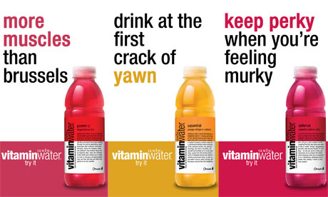 Vitamin Water Label Template Labels For Vitamin Water