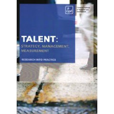 Talent: Strategies, Measurement and Practice