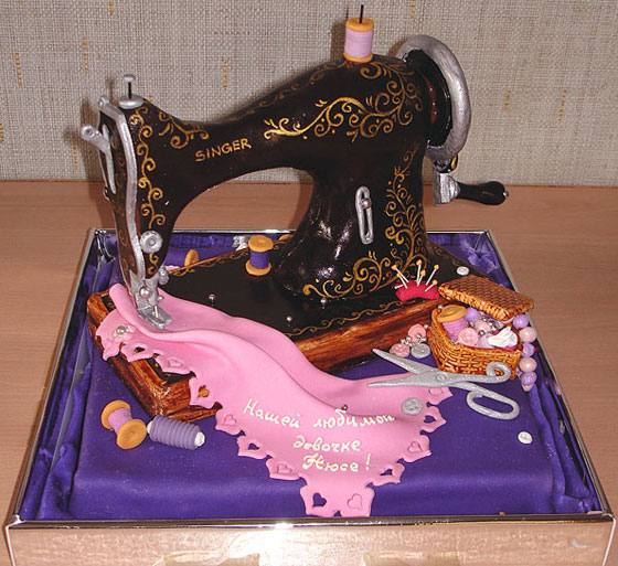 Amazing Cake Artist : Food!: Totally Creative Cakes!