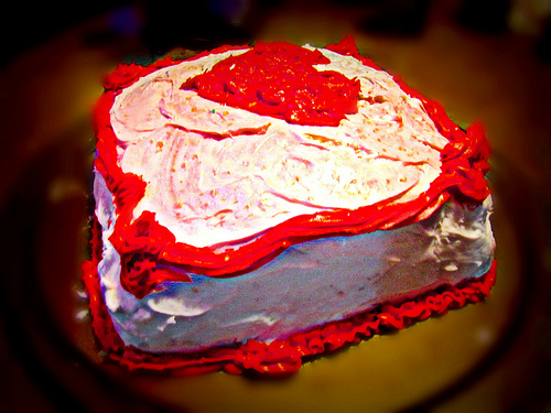 Valentine's Day Cakes Romantic Wallpapers (28)