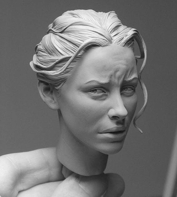 Creative Sculptures By Adam Beane Seen  On www.coolpicturegallery.us
