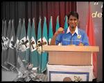Abhiram Singh Yadav - Wakil Sekjen KNPI