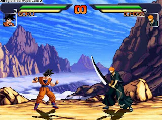 Freeware - Games - Mugen - Dragon Ball Z vs Bleach M.U.G.E.N