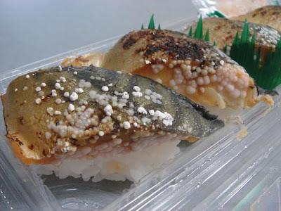 Sushi en descomposición