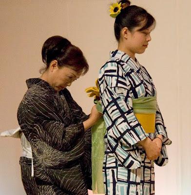 yukata girasol by dantada