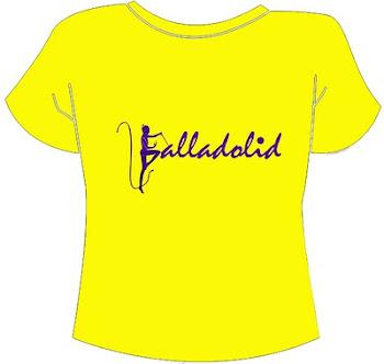 Camiseta Club Valladolid