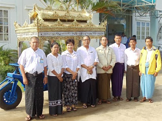 Good Deeds for the people by the people of the people – FFSS (Yangon) activities