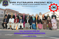 DELEGATION OF ASEAN EDUCATION MINISTERS TO SMKP8(1)