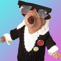 Click photo for more about Harry Hill Meerkat