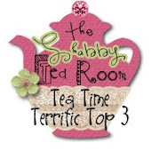 I was a tea time terrific top 3 on TSTR
