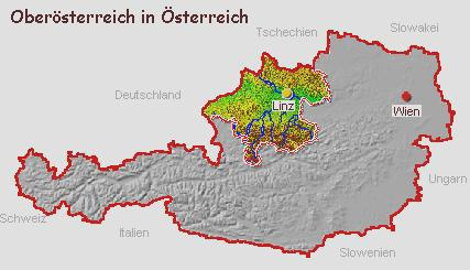 International study of re regions region of upper austria austria it is a highly industrialized region and a leading of technology and export region in austria gumiabroncs Choice Image