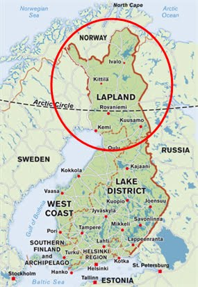International study of re regions regional council of lapland lapland in finland gumiabroncs Image collections