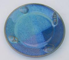 Seashell Plate
