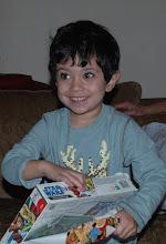 Jayden Christmas 2008