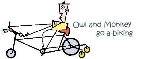 Owl & Monkey Bikeblog