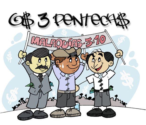Os 3 Pentecas