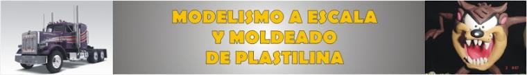 Modelismo a Escala y Moldeado de Plastilina