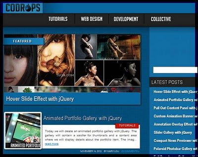 15 Website yang bermanfaat untuk Blog Design dan Web Design