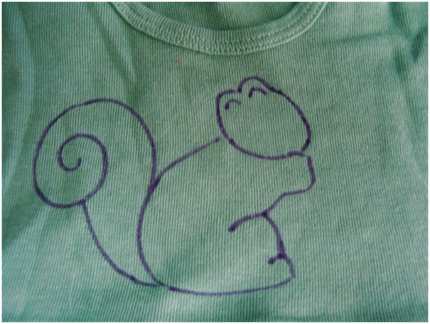 Art threads monday project squirrel embroidery pattern