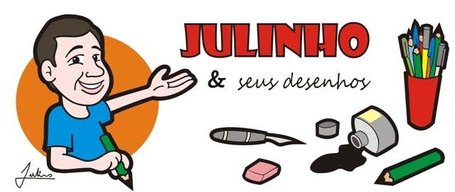 Julinho e seus desenhos