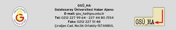 Galatasaray Üniversitesi Haber Ajansı (GSU-HA)