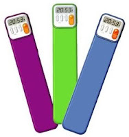 Mark My Time - Digital Timer Bookmarks