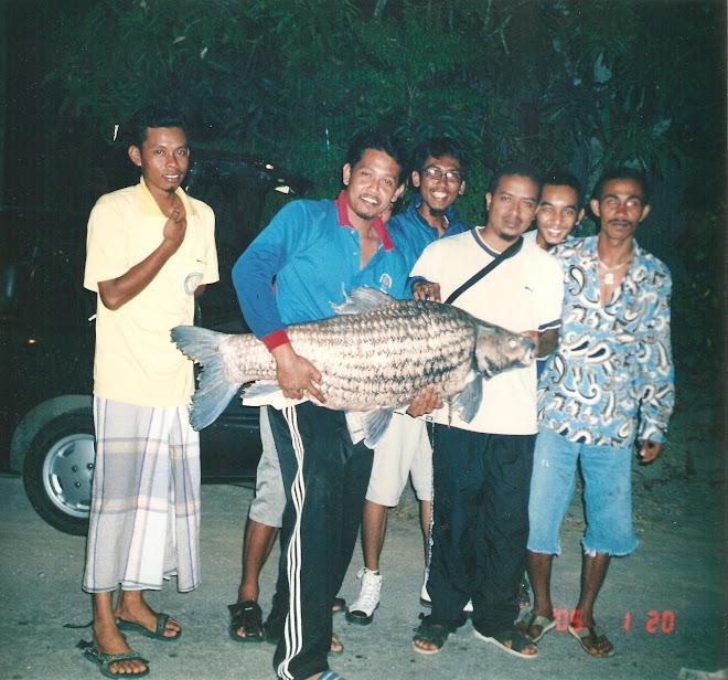 Sejarah...dapat ikan beso