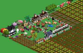 How to rich farmer on Farmville.
