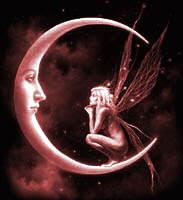 A Fada e a Lua
