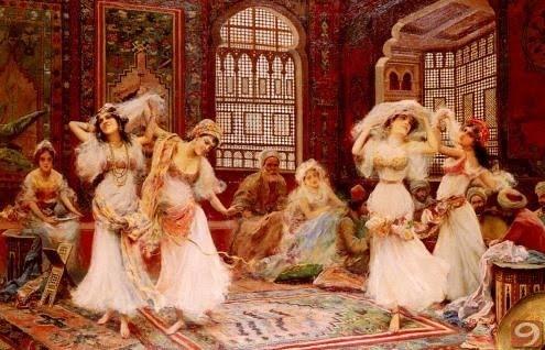 Dançarinas do Oriente ♥
