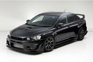 Mitsubishi Lancer Body Kit Pics