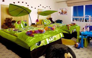 Kid Room Color Ideas