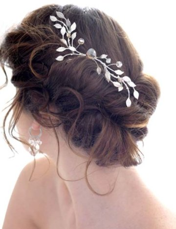 Curly Wedding Hairstyles