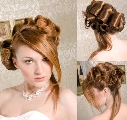 classic wedding hairstyles. Classic and Popular Wedding