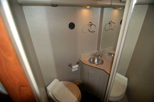 charter buses with bathrooms | kts-s