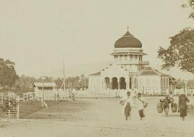 Mesjid Raya Baiturrahman 1890