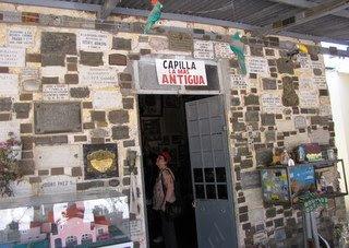 La Capilla más antigua