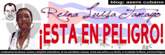 Amnistia internacional con Reyna Luisa Tamayo.