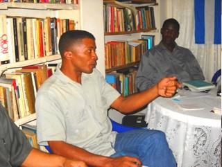 sobre la RED DE BIBLIOTECAS CIVICAS REINALDO BRAGADO Encuentro2